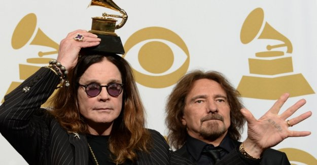 Ozzy Osbourne: I have Parkinson's disease
