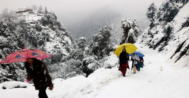 Pakistan, avalanche in Kashmir: at least 57 dead
