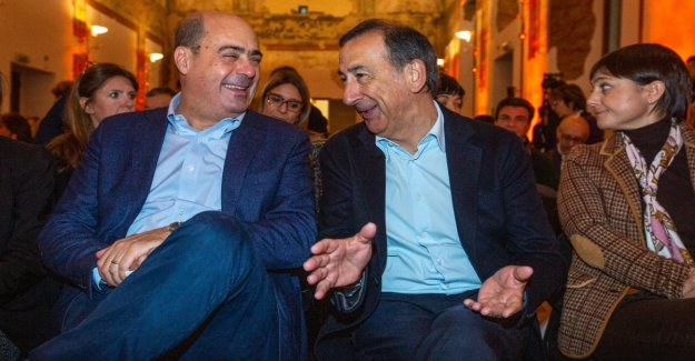 Pd, Hall Zingaretti: let's Change the party, but not the rest