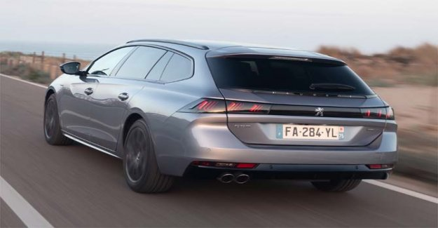 Peugeot 508 BlueHDi 160, the long life of the diesel