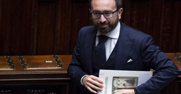 Prescription, Bonafede: Renzi votes with the opposition, and is isolated in the majority.