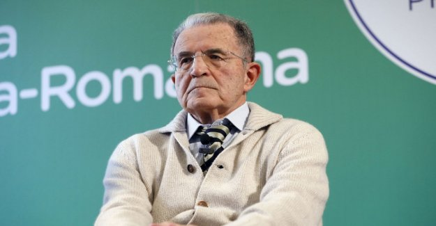 Prodi to the Pd: Enough with the party to the club by ten people, the policy is between the people