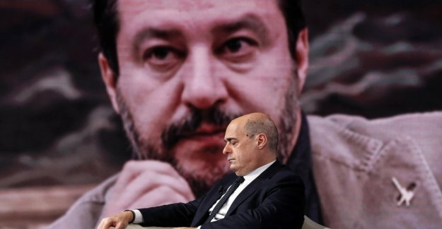 Rai. The Pd against Bruno Vespa: A spot on the pro Salvini in the launch of door-to-Door during the interval, Juventus-Roma