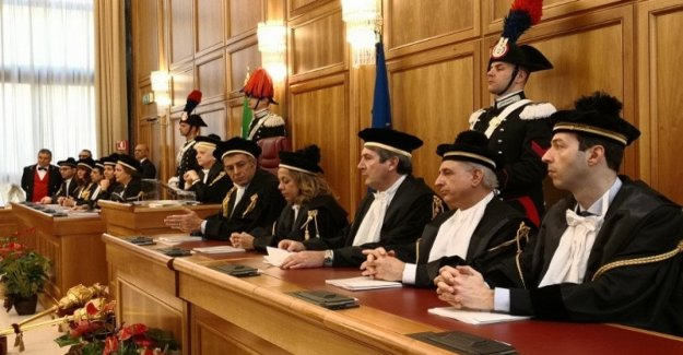 Regional Calabria, four candidates of the centre-right condemned by the european Court of Auditors for state tax damages by