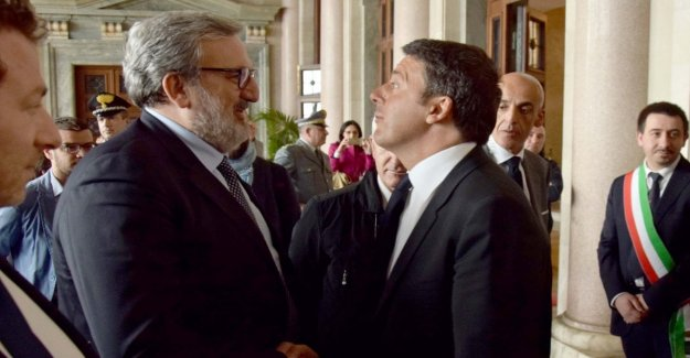 Regional Puglia, Renzi widens the front anti Emiliano: it is the past. But the governor: I Go forward with the broad coalition