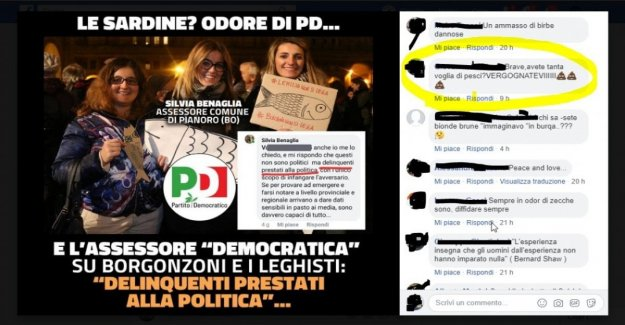 Reverse Salvini: delete a post on Facebook before a judge it to him, imposes