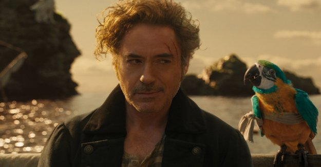 Robert Downey Jr. is the new Dr. Dolittle. And his Malibu home is a shelter for the alpacas and goats