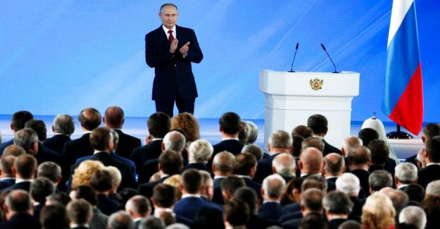 Russia, address to the nation Putin: it Is the Parliament to appoint the prime minister
