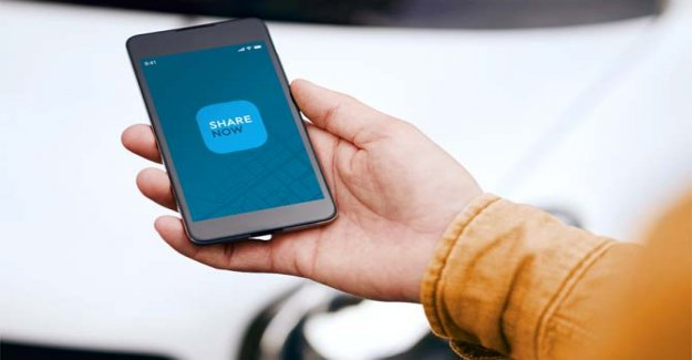 Share Now: together Car2go and DriveNow