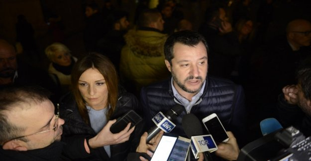 Ship Gregoretti, Salvini accused the Count: his support was implied