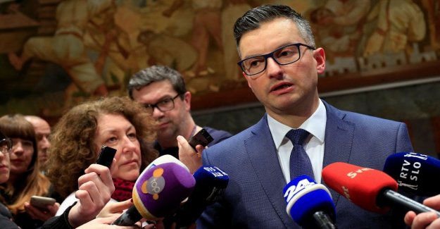 Slovenia, resigns as the premier Sarec: I Want an early election