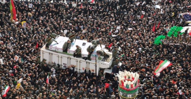 Soleimani, millions of people in the square in Tehran. The Usa will face another Vietnam