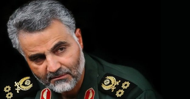 Soleimani, the most powerful man of Middle East that wanted to punish America