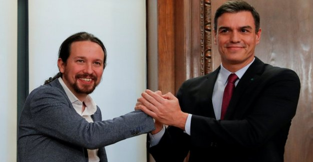 Spain, the abstention of the Catalan left open the way for the formation of the government of Psoe-we can