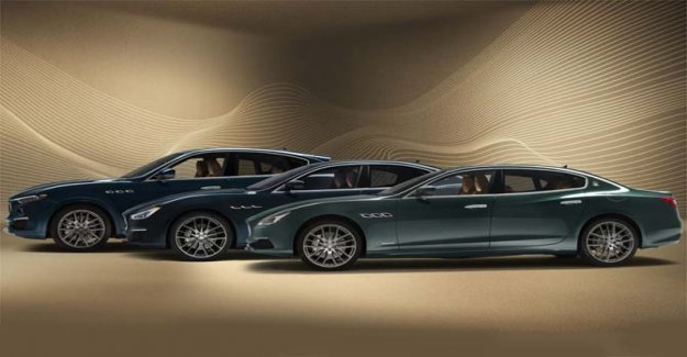 Special series passion, it is up to the Maserati Royale
