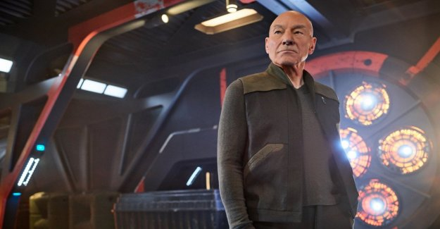 'Star Trek, Patrick Stewart is still Picard, a man against all: If I could go back I would have only the most brazen