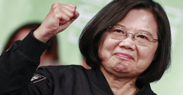 Taiwan, slap in the face to China. Tsai wins the presidential elections: we will Not yield to threats