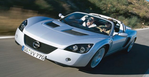 The Opel Speedster, the sport that spoke English
