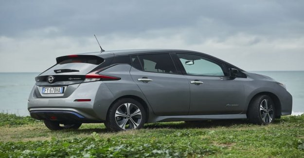 The new Nissan Leaf and+, always more electric