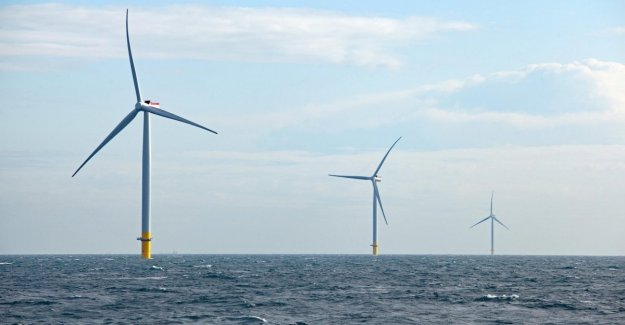 The passing of renewable energy: for the United Kingdom 2019, has scored a record