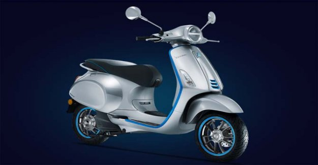 The scooter is made in Italy? Triumphs on Forbes