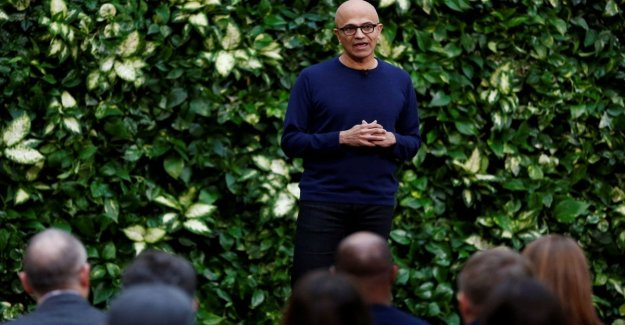 The turning green of Microsoft: By 2030, a stop to emissions