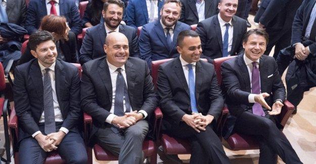 The week in politics, including prescription and case Gregoretti