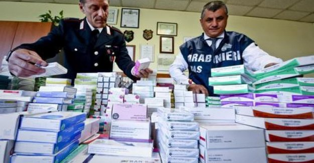 Too many counterfeit drugs, need stricter rules