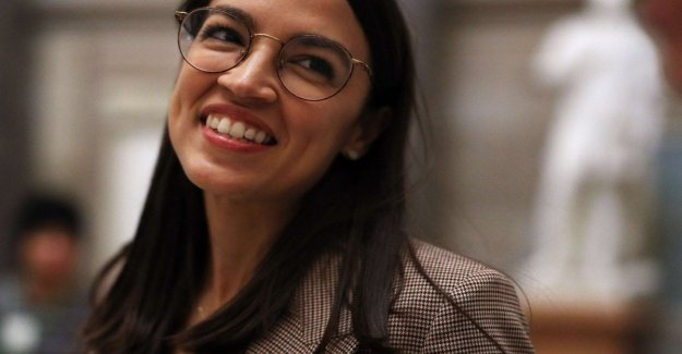 Usa, Alexandria Ocasio-Cortez, and the challenge of money: Funds only to the candidates progressives