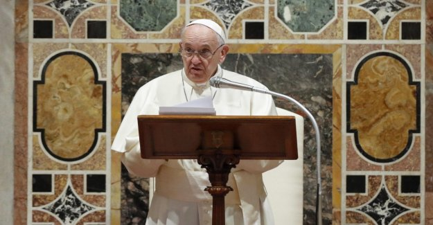 Usa-Iran: the Pope, prevent conflicts of a larger scale