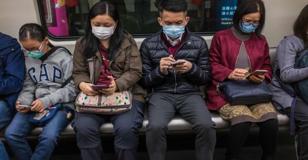 Virus China: a study of the Gb, in Wuhan may be up to 350 thousand contagions