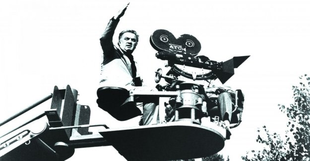 Wes Anderson narrates Fellini: The most musical of all the directors