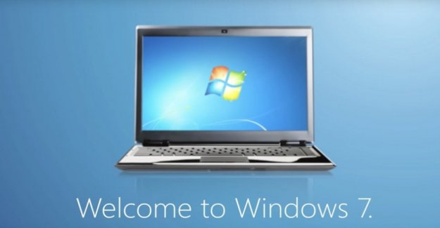 Windows 7, from now on no more support, and woe to the security