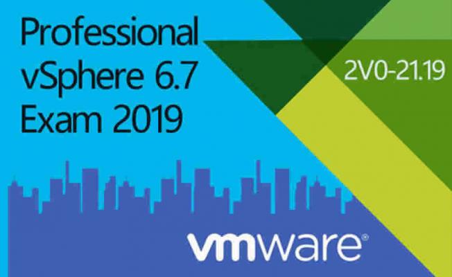 Consider VMware 2V0-21.19 Exam to Open Doors to Brilliant Career Prospects