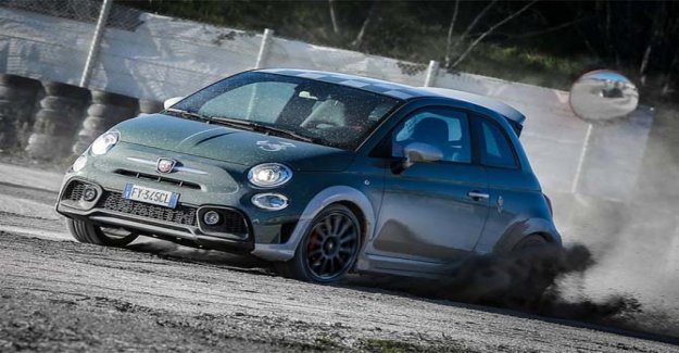 Abarth racing 2020, all ready for the new season