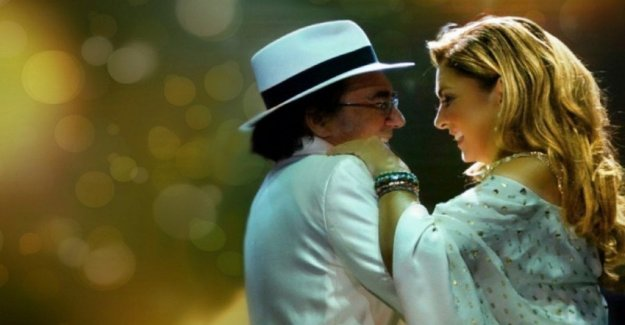 Al Bano and Romina, the return of the royal family of Puglia: a record together between Malgioglio and reggaeton
