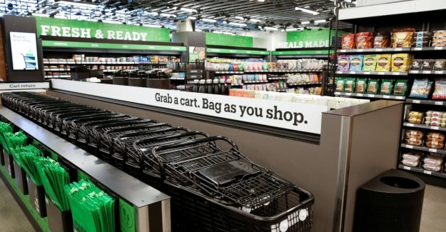 Amazon Go, it opens up the supermarket in Seattle: fresh food, without (or almost) committed