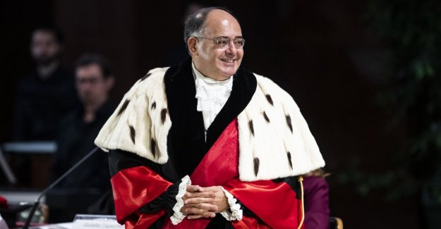 And the rector of la Sapienza launches the alarm: The State return to funding the universities or collassiamo
