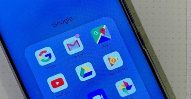 Annoying advertising, Google delete 600 applications