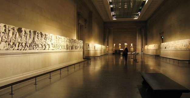 Brexit, the United Kingdom refuses to return to Greece the Parthenon marbles: it is Our responsibility