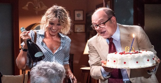 Carlo Verdone, the new film Four friends, between jokes, horror, and melancholy