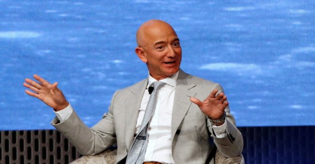 Climate: Jeff Bezos launches fund for the Earth from 10 billion dollars