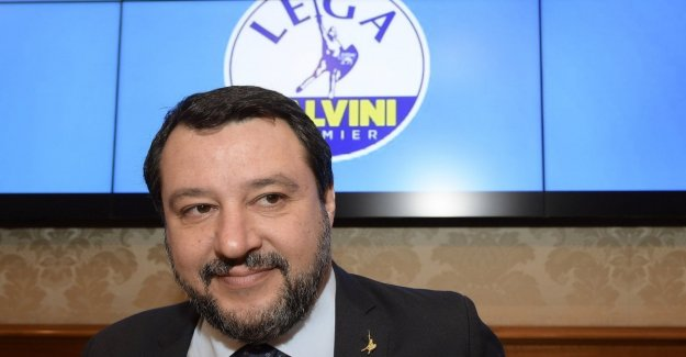 Coronavirus, Salvini calls the Count Announced the proposals of the League