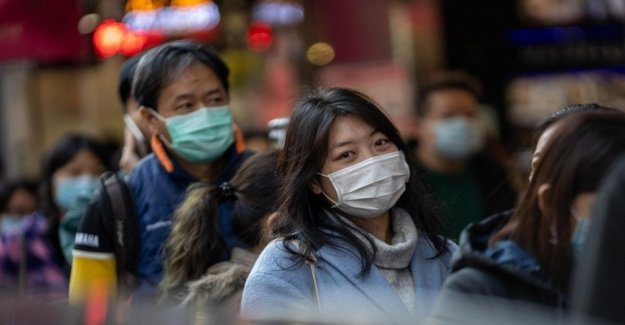 Coronavirus, in China, THE need to identify who is not wearing the mask