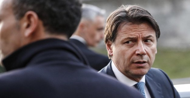 Coronavirus, the trust of Conte: Italy and The economy do not stop