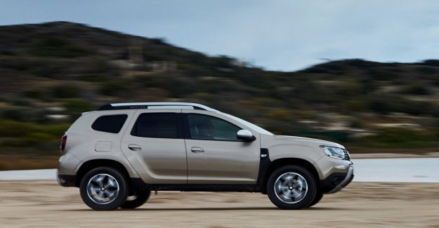 Dacia Duster, magic all of its own with the small three-cylinder