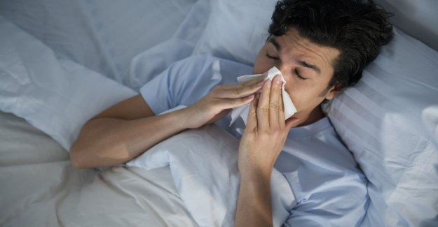 Flu, outbreaks are on the decline, but increase severe cases