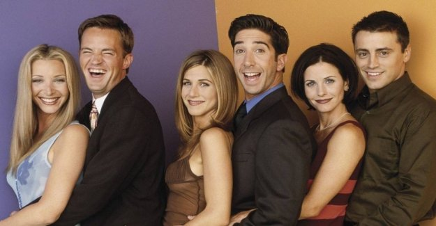 'Friends', of new 'Friends', a special episode will reunite the original cast
