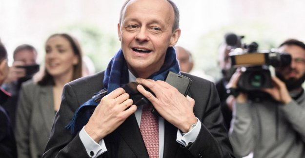 Germany, at the head of the Cdu candidate, Friedrich Merz. Divisive and impatient, he would have kicked out Greece from the euro
