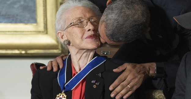 Goodbye to Katherine Johnson, the scientist of Nasa that took man into space